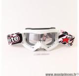 Prix discount ! Masque/Lunette cross Ariete Fuoco Collection Blanc