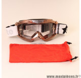 Masque/Lunette cross Ariete Palladium Collection Bronze *Déstockage !