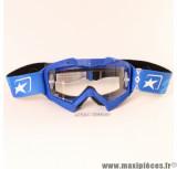 Masque/Lunette cross Ariete Adrenaline Primis Bleu *Déstockage !