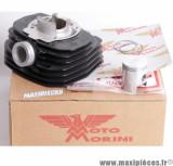 Déstockage ! Cylindre Moto Morini pour moteur S6 V/SPORT 2T 50cc air (002904)