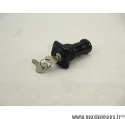 Déstockage ! Bouchon d'essence antivol pour Peugeot Fox (Ø30mm à pousser)