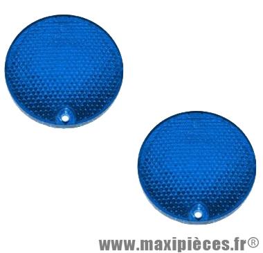 Déstockage ! Cabochon bleu pour feu arrière d'Aprilia SR 97-01