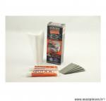 Déstockage ! Kit Polish plastique, gomme anti rayure tube de 25g