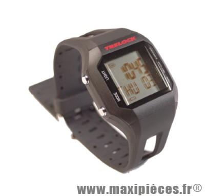 Déstockage ! montre Trelock digital cardiofréquencemètre multi fonctions Trelock BT900