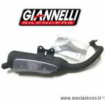 Pot d'echappement Giannelli GO type origine pour peugeot ludix one, classic 50cm³ air… *Déstockage !