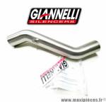 Tube raccord Bas collecteur / silencieux Giannelli (71040IN) Honda CBR 600 F sport à partir de 2001 *Déstockage !