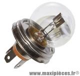 Ampoule 12v 45/40w blanc P45t (x1) *Prix spécial !