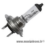 Destockage ! ampoule H7 PX26D 12V 55W pour auto/moto/scooter/quad
