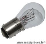 Prix spécial ! Ampoule 6v 21/5w blanc BAY15D (à l'unité)