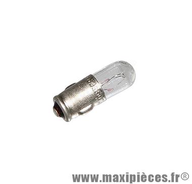 Prix spécial ! Ampoule feu de position 12v 2w blanc BA7S (à l'unité)