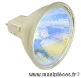Déstockage ! Lampe dichroique halogene 12v 20w Ø50 type Xenon (x1)