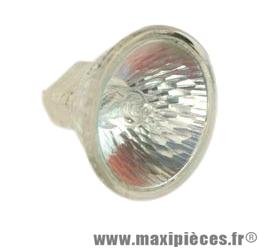 Prix spécial ! Lampe dichroique halogene 12v 20w Ø35 blanc (x1)