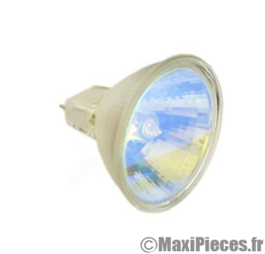 Déstockage ! Lampe dichroique halogene 12v 20w Ø50 type Xenon (x1)
