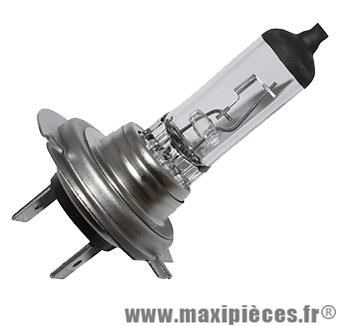 Déstockage ! Ampoule H7 PX26D 12V 55W pour auto/moto/scooter/quad