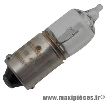 Ampoule de clignotant Flösser 12V 10W BA9s (x1) scooter, moto, quad, ...