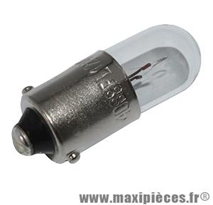 Prix spécial ! Ampoule feu de position 12v 4w blanc BA9S (boite de 10)