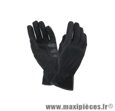 Déstockage ! Gants moto été Tucano Urbano Ginko taille XL (T11) en tissu stretch noir (produits pour le sport/loisir)