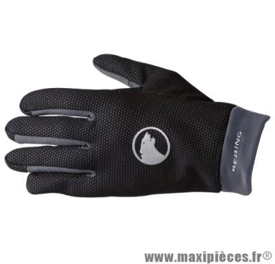 Déstockage ! Sous Gants Bering Cold Killer Noir et gris Taille M (21mm)