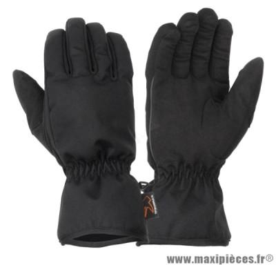 Déstockage ! Gants moto/quad/scoot de marque Kappa mi-saison/hiver noir taille XXL (Produits pour sport/loisir)