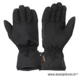 Déstockage ! Gants moto/quad/scoot de marque Kappa mi-saison/hiver noir taille M (Produits pour sport/loisir)