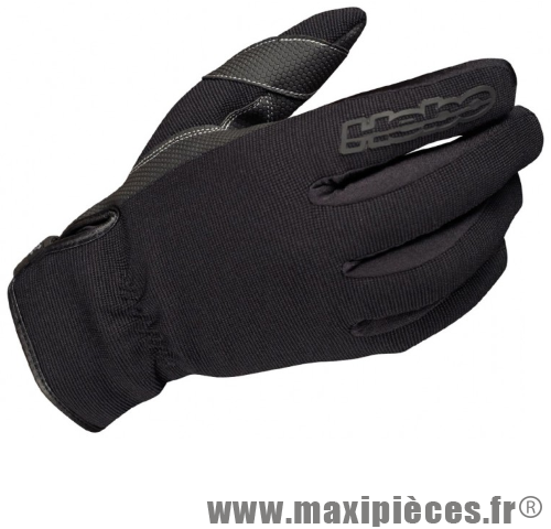 Gants HEBO Summer free noir taille XXL pour moto, scooter