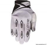 Déstockage ! Gants cross RC Ride Blanc Taille Xl (Produits pour sport/loisir/Norme CE/EPI 94-689 type1)