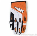 Déstockage ! Gants cross RC Ride Orange Taille L (Produits pour sport/loisir/Norme CE/EPI 94-689 type1)