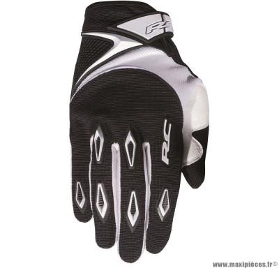 Déstockage ! Gants cross RC Ride Noir Taille M (Produits pour sport/loisir/Norme CE/EPI 94-689 type1)