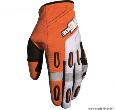 Déstockage ! Gants cross RC Ride Orange Taille XL (Produits pour sport/loisir/Norme CE/EPI 94-689 type1)