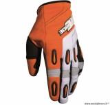 Déstockage ! Gants cross RC Ride Orange Taille M (Produits pour sport/loisir/Norme CE/EPI 94-689 type1)