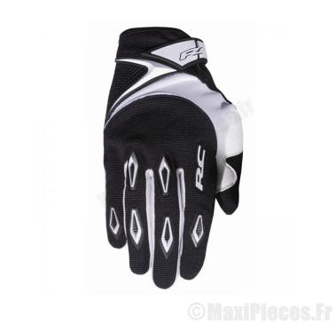 Déstockage ! Gants cross RC Ride Noir Taille XXL (Produits pour sport/loisir/Norme CE/EPI 94-689 type1)