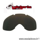 Écran pour Masque/Lunette cross Victoria Bull fumé *Déstockage !