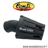 Filtre à air type KN CONTI CHR carbone D.35/28mm *Déstockage !