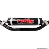 Mousse de guidon WIILS ronde 22cm pour moto/50 à boite/scooter/mobylette/quad *Déstockage !