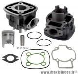 Déstockage ! Kit cylindre piston fonte Olympia gilera dna runner piaggio zip nrg ntt quartz aprilia sr racing sport derbi atlantis gp1...