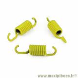 Ressorts d'embrayage leovince jaune +100% booster stunt spirit next rocket bws spy ng ... *Déstockage !
