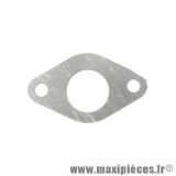 Joint pipe d'admission pour scooter 4T chinois GY6 139QMB, Peugeot v clic 50CC