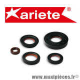 Joints spi moteur Ariete pour scooter aprilia area 51, gulliver, rally, sonic, SR 50 / malaguti f12 phantom, f15 firefox / yamaha aerox 50 LC -1999 *Déstockage !