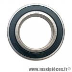 Roulement à billes 6008.EE-RSR SNR étanche a la poussière (diamètre 40mm (intérieur) x 68mm (extérieur) épaisseur 15mm) * Déstockage !