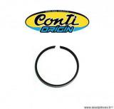 Segment pour piston mono-segment 39.40mm / 1mm CONTI ORIGIN : Derbi euro2/euro3 (x1) *Destockage !
