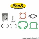 Déstockage ! Kit piston+pochette de joint Conti origin pour mbk Booster ovetto nitro Yamaha BWS Aprilia Amico SR 50