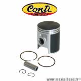 Déstockage ! Piston Conti chr black serie diamètre 40mm axe de 12mm pour moto 50 à boîte derbi senda