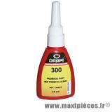 Déstockage ! Frein filet Orapi 300 freinage fort (Vert) flacon 24ml