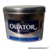 Déstockage ! Coton imprégné Ouator métal polish (75grs) pour chrome, aluminium, carrosserie