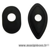 Déstockage ! Cache orifice de clignotant pour moto honda CBR 600RR 03-06 et 900RR 92-04