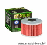 Déstockage ! Filtre à huile Hiflofiltro HF112 pour Honda 650XR 2000-2007
