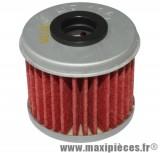 Déstockage ! Filtre à huile Hiflofiltro HF116 pour KTM Duke 125 de 2011