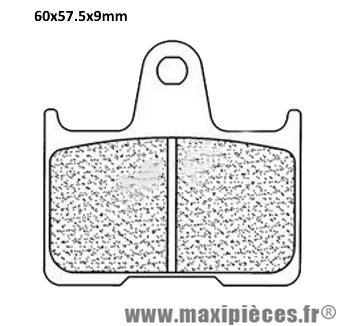 Déstockage ! Plaquette de frein arrière AP racing pour Suzuki GSX-R 1000 de 2001 à 2006