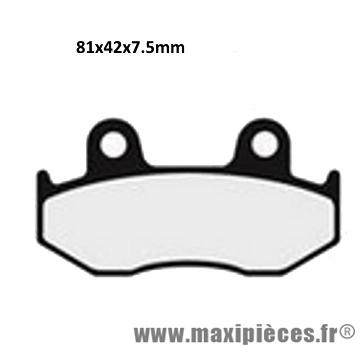 Déstockage ! Plaquette de frein Vesrah pour Honda MTX125 84-95