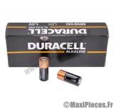 10 piles Duracell Alkaline MN9100 LR1 1,5 volts